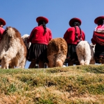 Tourist attraction, Cusco (Peru)