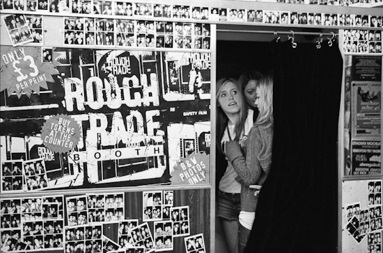 Photo Booth @ Rough Trade, London