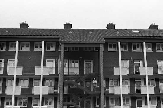 Housing estate, Dublin (Ireland)