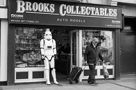 Brooks Collectables, Blackpool (UK)