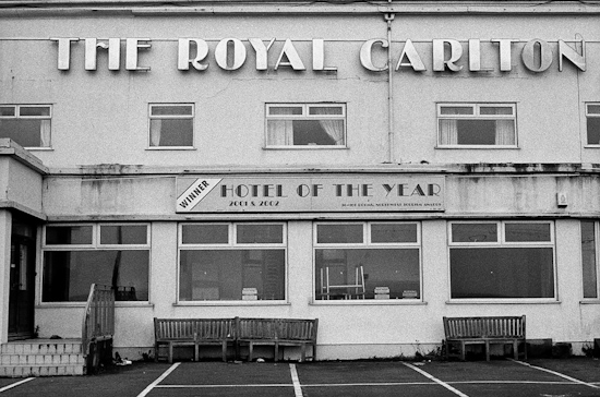 The Royal Carlton, Blackpool (UK)