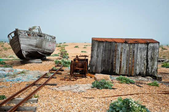 Decaying Dungeness