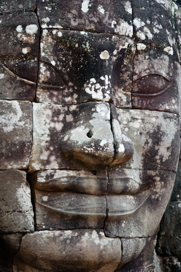 Bayon (Angkor Thom), Cambodia