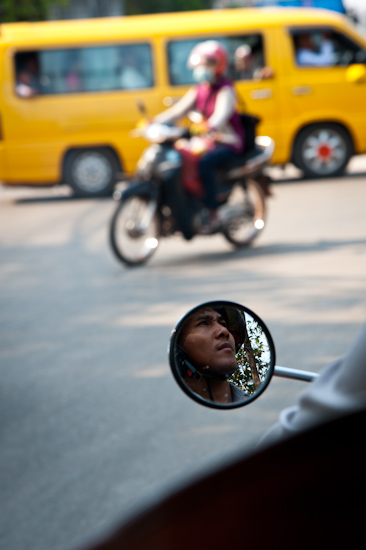 Tuk-Tuk driver, Siam Reap (Cambodia)