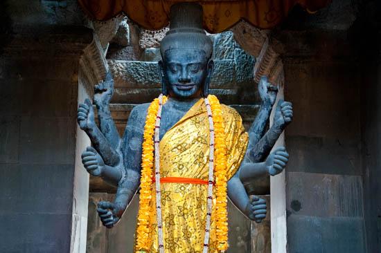 Buddha @ Angkor Wat (Cambodia)