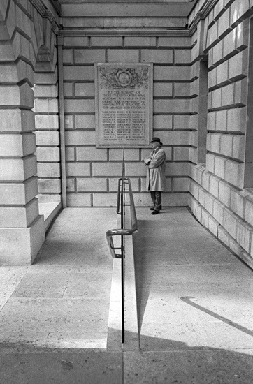 Waiting @ Royal Academy of Arts, London