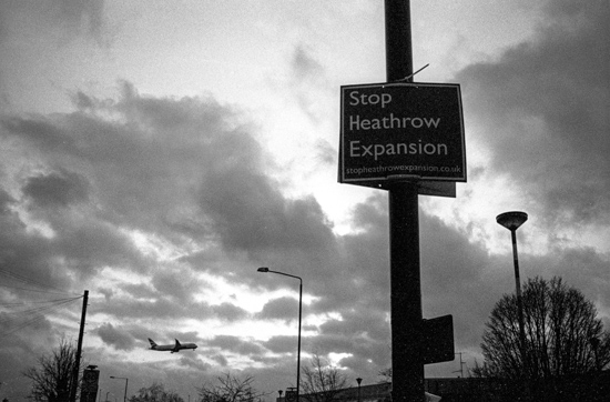 Stop Heathrow Expansion, London