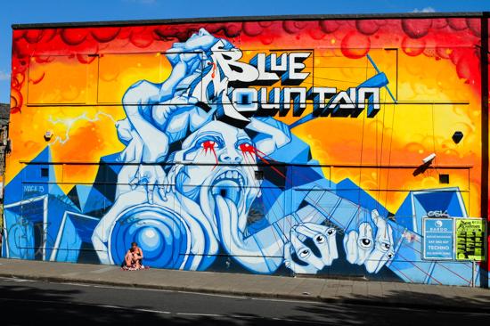Blue Mountain, Bristol (UK)