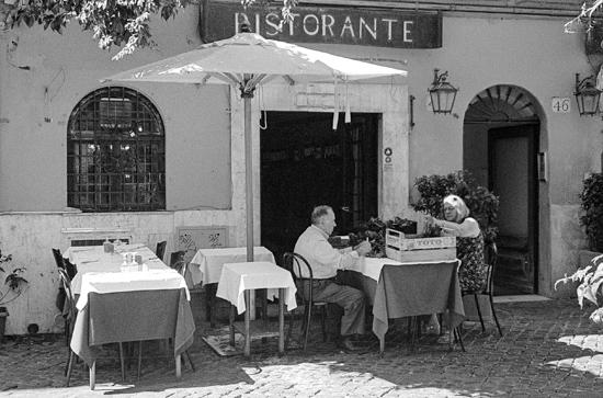 Ristorante, Rome (Italy)