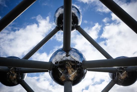 Atomium, Brussles (Belgium)