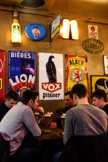 Delirium Café, Brussels (Belgium)