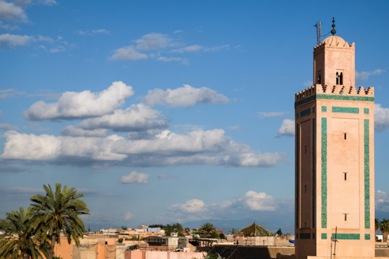 Marrakech (Morocco) - 7.4.2018