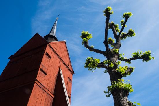 Contrasting Wood, Stockholm (Sweden)