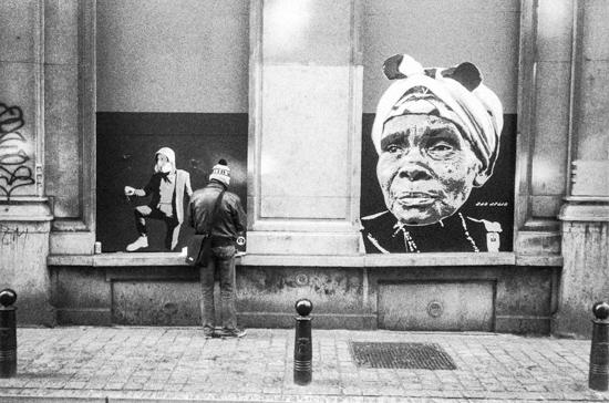 Rue Saint-Christophe, Brussels (Belgium)