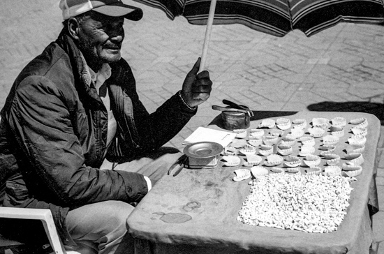 Teeth and dentures, Marrakesh (Morocco)