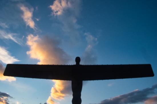Angel of the North, Gateshead (UK)