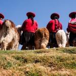 Tourist attraction, Cusco (Peru)