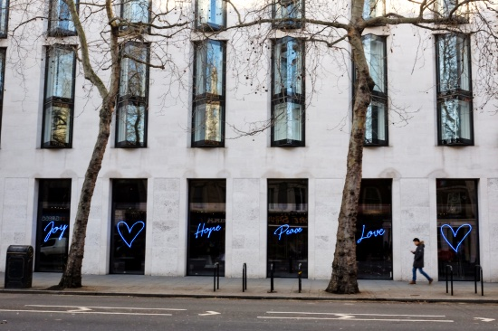 Joy, Hope, Peace and Love @ The Strand, London